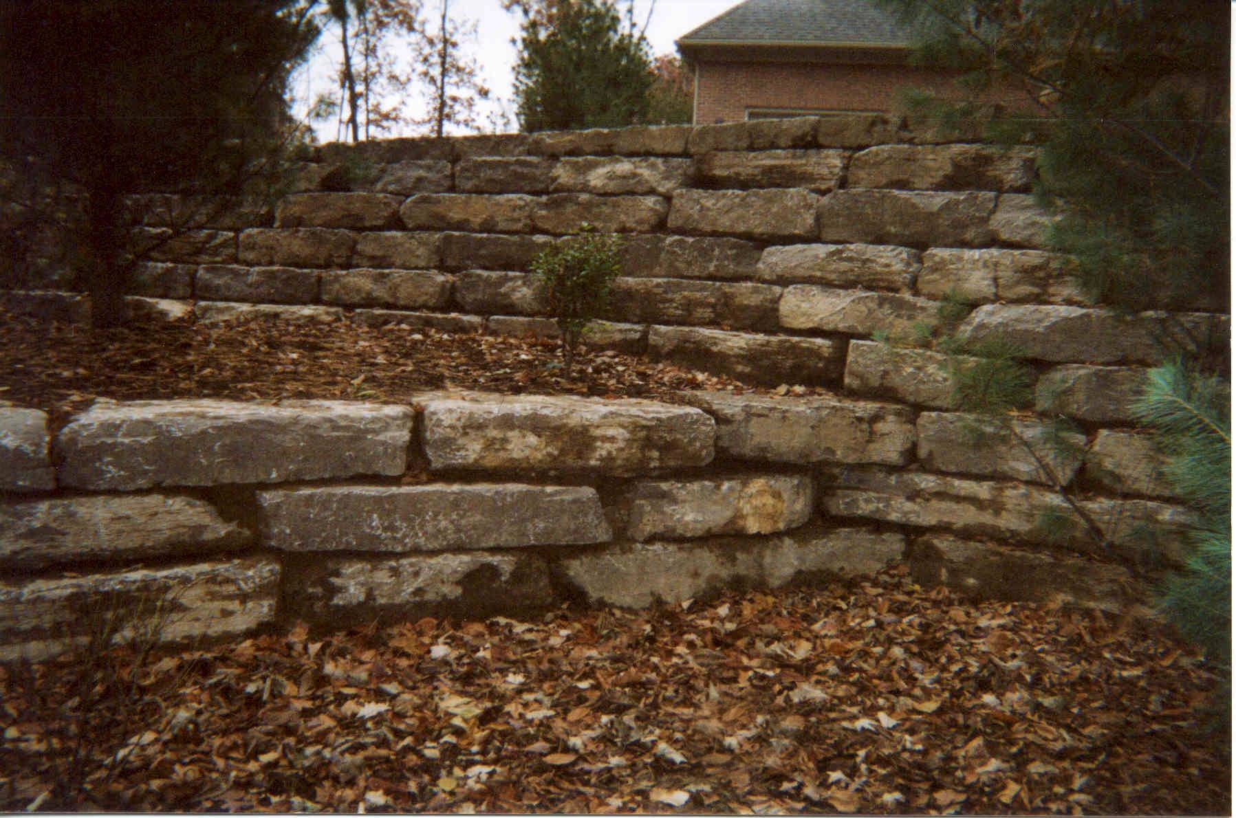 Village_Landscape_Retaining_wall